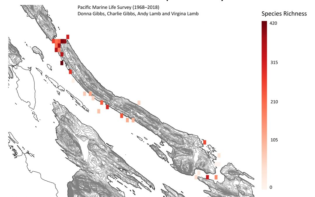 Pacific Marine Life Surveys (1968–2018)